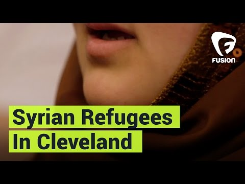 What Donald Trump's Nomination Means To Syrian Refugees In Cleveland