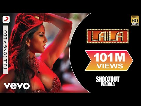 Shootout At Wadala - Laila Extended Video feat. Sunny Leone