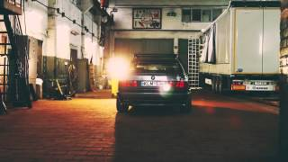 E34 with E32 rear axle project full movie