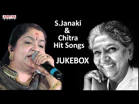 S.janaki & Chitra Hit Songs | Jukebox video