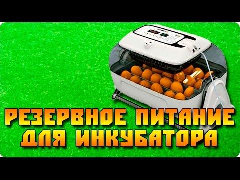 Резервное питание инкубатора 176