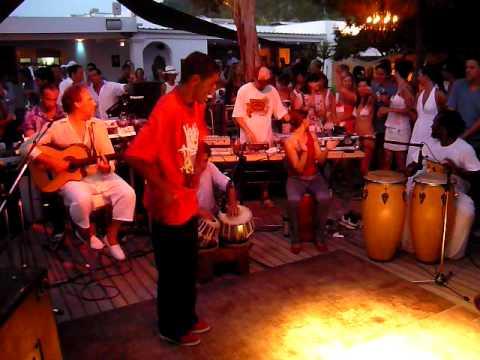 Ibiza - Paco Fernandez&Friends @ Blue Marlin