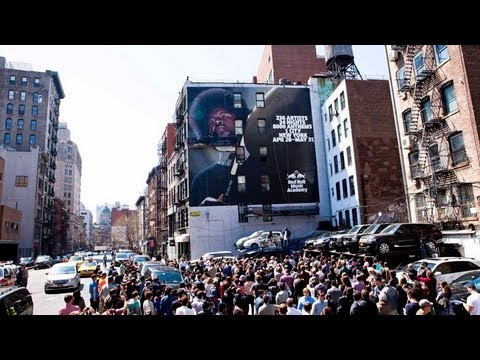 New York City, Red Bull Music Academy - Unravel Travel TV