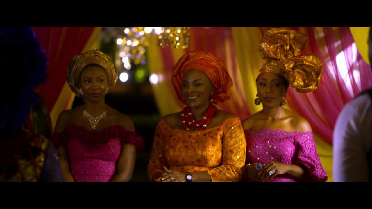Tina Mba plays the Shade-Queen Mother of Dakore Akande in ISOKEN
