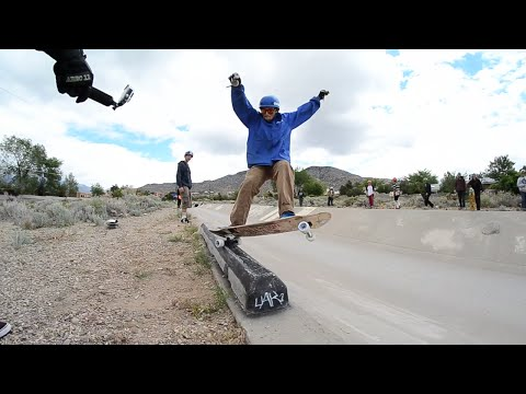 Comet Skateboards // Brucin' USA (Part 2)
