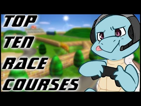 Top 10 Race Courses in Video Games