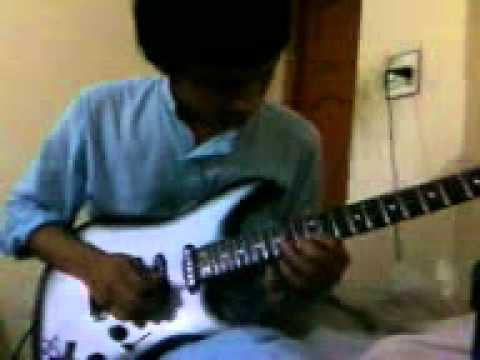 Guitar - Pakistani National Anthem (Qaumi Tarana)