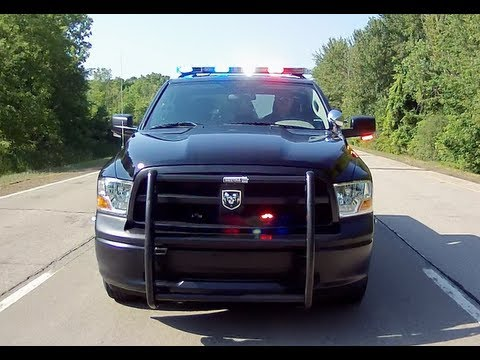 Revealed: Ram 1500 HEMI Cop Truck 0-60 MPH performance test & preview