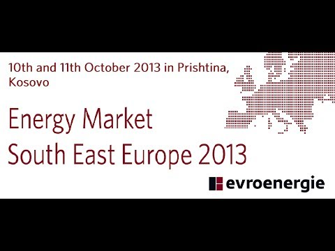 Conference Energy Market South East Europe 2013 - announcing RTK Sender