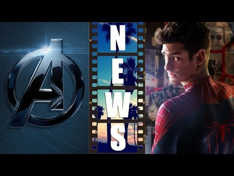 Avengers 2 Age of Ultron, featuring The Amazing Spider-Man?! - Beyond The Trailer