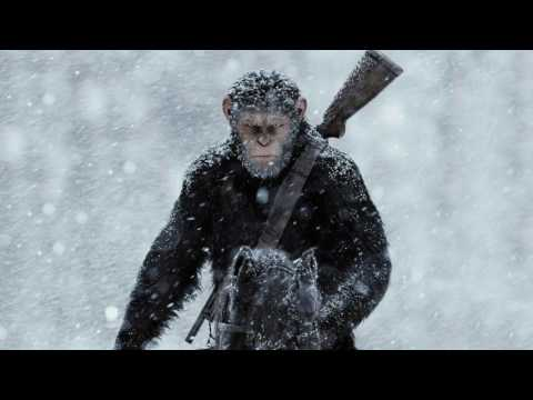 End Credits (War For The Planet Of The Apes OST)