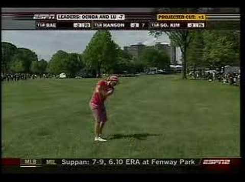 Annika Sorenstam 2008 Sybase Video