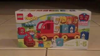 The LEGO Place Episode 25: The LEGO delivery truck