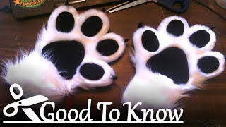 How to make PuffyPaws ~ Good To Know #2