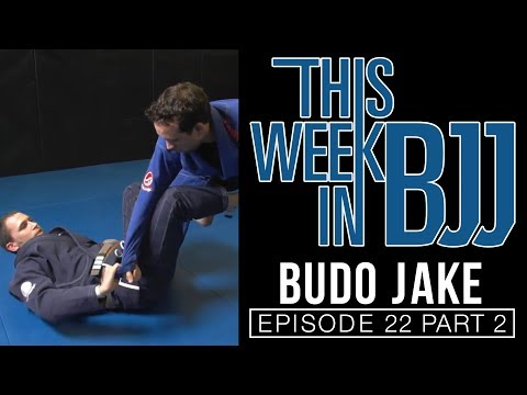 This week in BJJ with Episode 22 Part 2 of 2 De La Riva to Omoplata to Monoplata by Budo Jake Image 1