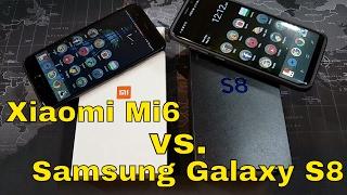6 Ways the Xiaomi Mi6 beats the Samsung Galaxy S8