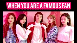 BlackPink | When you are a celebrity among celebrities 😘😘😘