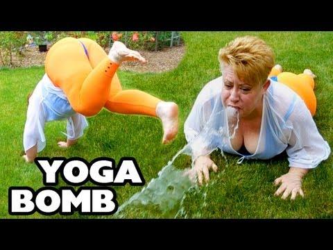 Yoga Bomb: Bbw Mom #5 video