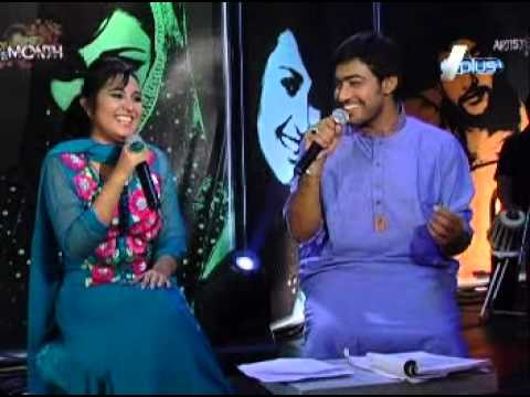 Artist Of The Month Epi 8 Part 1 5 Singer : Sara Raza And Ali Abbas video