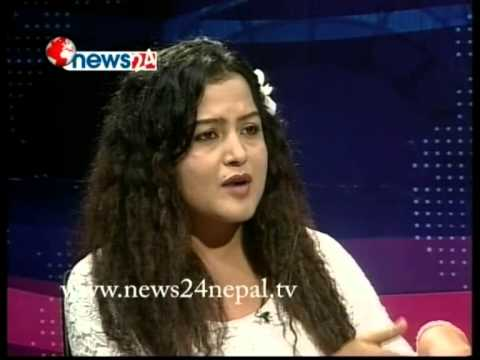 REAL FACE WITH PREM BANIYA, GUEST : REKHA THAPA, FAMOUS ACTOR OF NEPAL