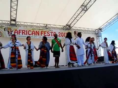 Amazing Ethiopian Dance Performance in Japan by Mocha Ethiopia Dance Group