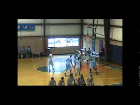Christian Kessee - 31pts - Redemption Christian Academy, NY - HoopGroup 3-2-2012