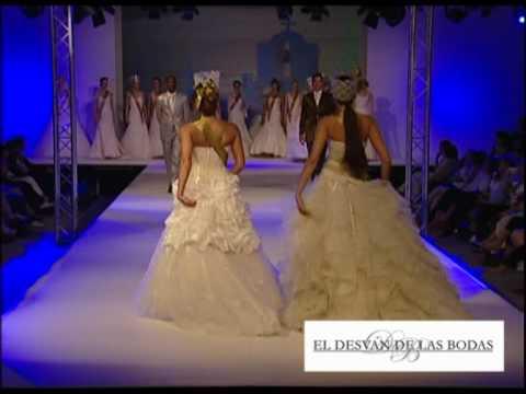 Desfile Demetrios 2009 Vestidos de Novia (PARTE 5)