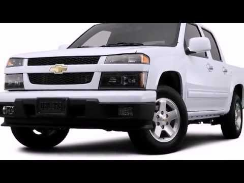 2012 Chevrolet Colorado Video