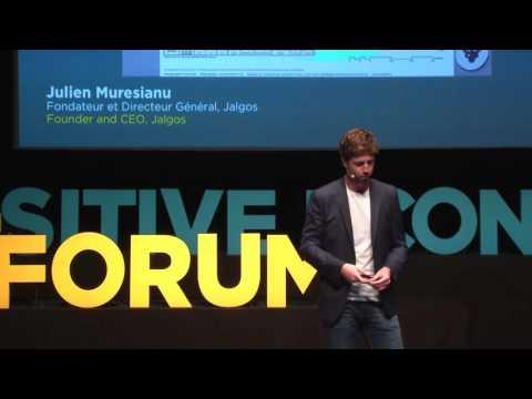 Julien Muresianu - Positive Economy Forum Le Havre 2015 [français]