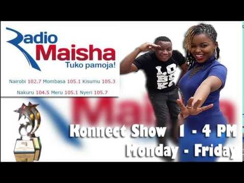 Radio Maisha Konnect Part 2 3rd February 2016 Interview with King Kaka and Susumila