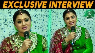 Exclusive Interview with Sudha Chandran Actress