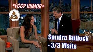Sandra Bullock - Finds Humor In Craig