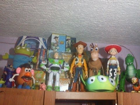 Toy Story Characters Reviews en Español