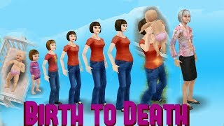 Simsfreeplay-Birth to Death