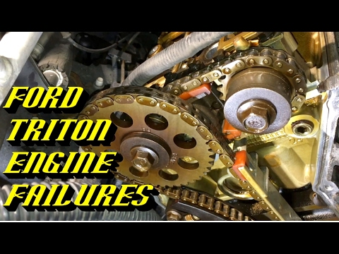 Ford 4.6L & 5.4L Triton Engines: Common Failure Points to Watch Out For!