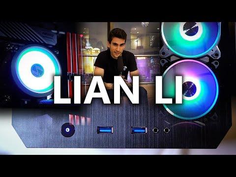 Lian Li Didn't Disappoint...