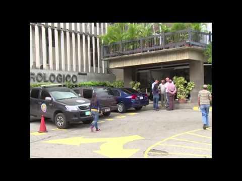 Século News 27/04/2015 - Prefeito Caracas internado