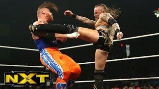 Aleister Black vs. Curt Hawkins: WWE NXT, May 24, 2017