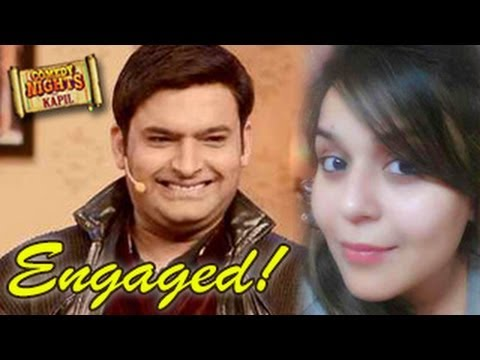 Comedy Nights With Kapil Host Kapil Sharma ENGAGED to Ginni Chatrath
