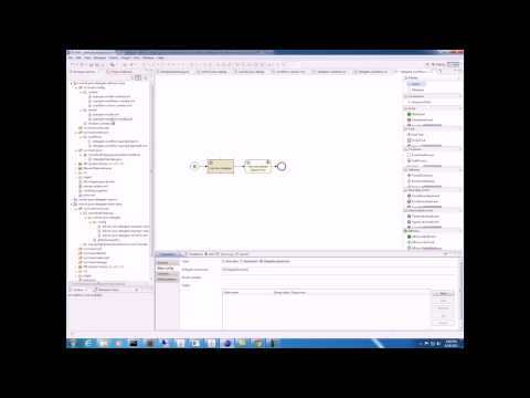 Making Use of Java Delegate in Activiti Workflow in Alfresco by Blue Fish Development Group