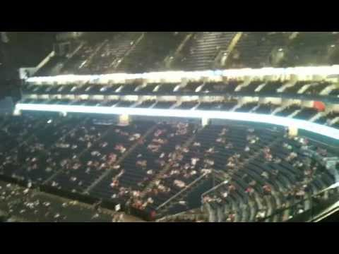 Block 101 Row x o2 Arena o2 Arena From Level 4 Block