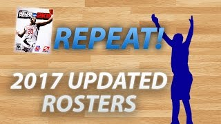 MARCH MADNESS! | College Hoops 2K8 (2017 Roster)