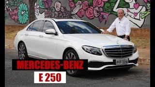 Teste Mercedes E250, por Emilio Camanzi