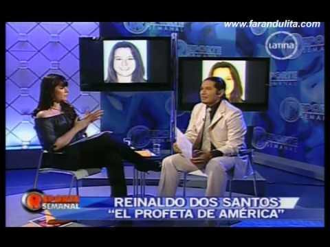 Reporte Semanal - Reinaldo Dos Santos