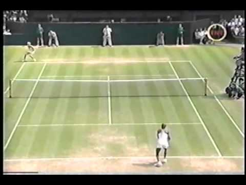 Serena Williams v. Jennifer Capriati | 2001 Wimbledon Highlights