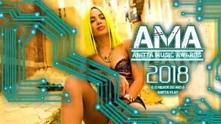 OS MELHORES DE 2018 - AMA (Anitta Music Awards)