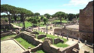 'Ostia Antica': secrets behind once-great Roman Empire port