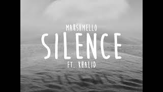 Marshmello - Silence ft. Khalid [MP3 Free Download]