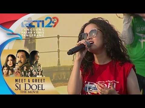 Download Lagu  MEET & GREET SI DOEL THE MOVIE - Wizzy Selamat Jalan Kekasih 5 Agustus 2018 Mp3 Free
