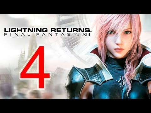Lightning Returns Walkthrough part 4 English - Final Fantasy XIII-3 Gameplay let's play 13-3